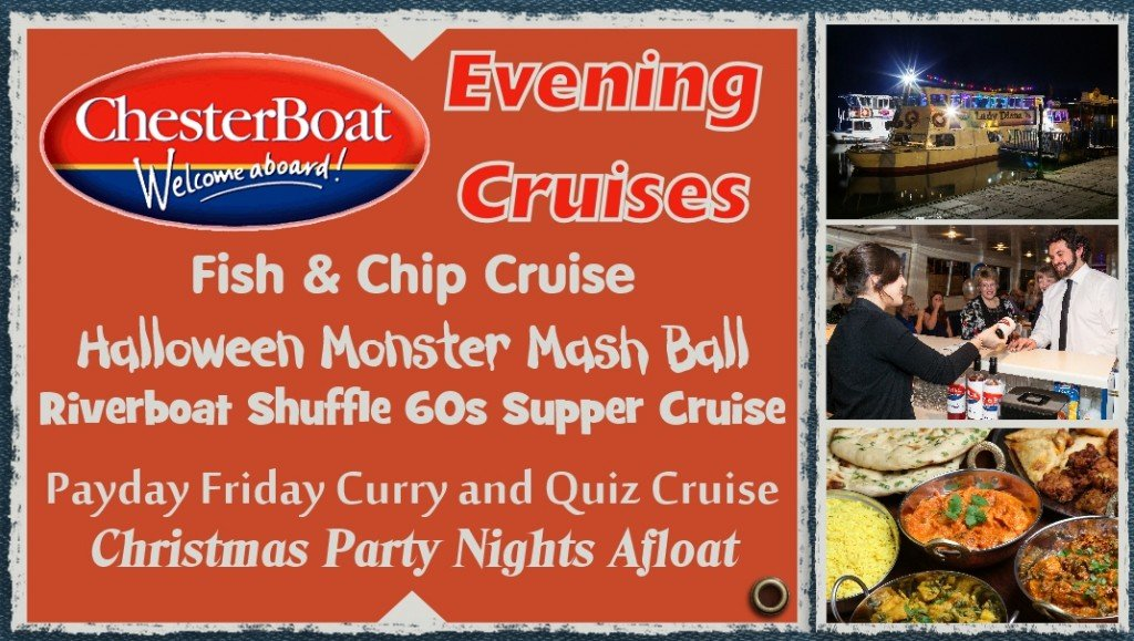 ChesterBoat What's On Artwork October 2015